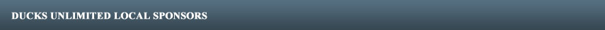 Ducks Unlimited Lafayette Local Sponsors